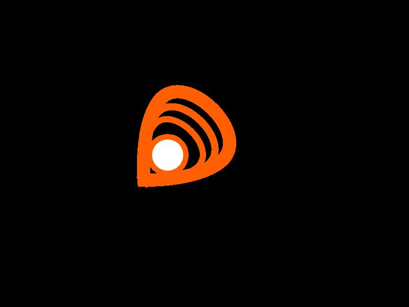 Free Atom Orange