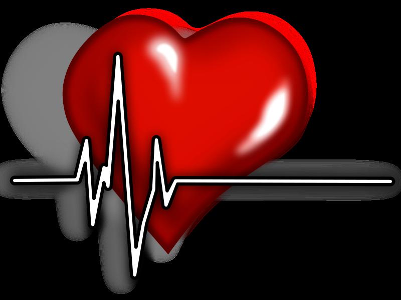 Free Heart ECG Logo