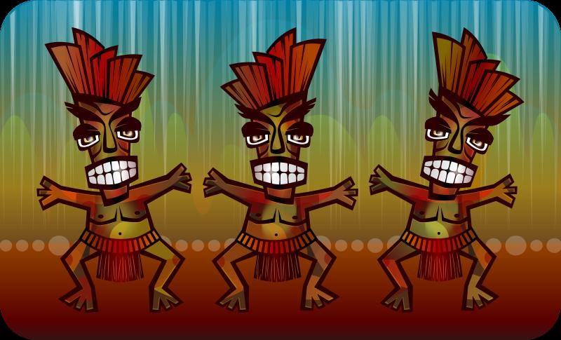 Free Tiki Men