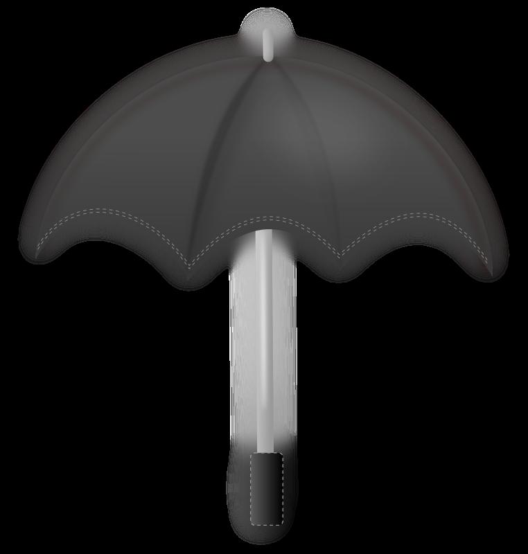 Free Umbrella (Black)