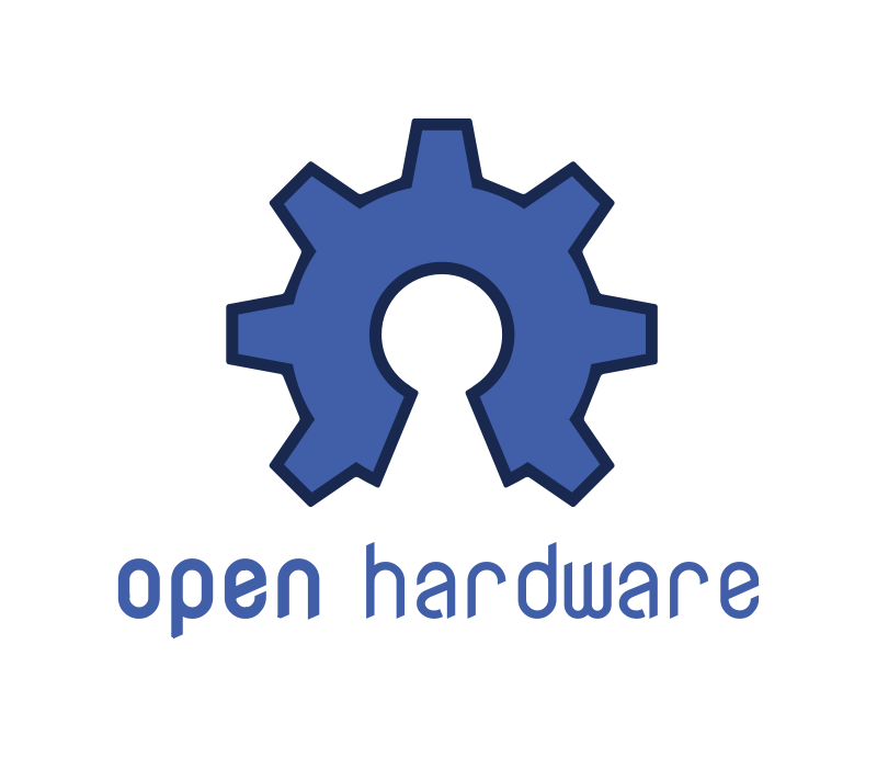 Free Open Source Harware Logo