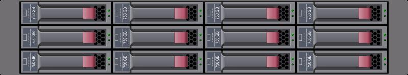 Free SATA Disk Array