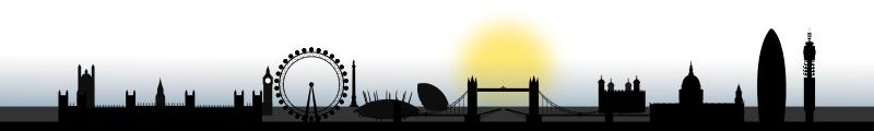 Free London Skyline 2.0