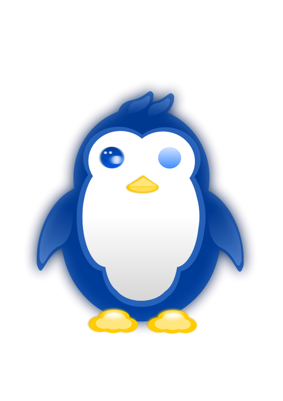 Free Small penguin