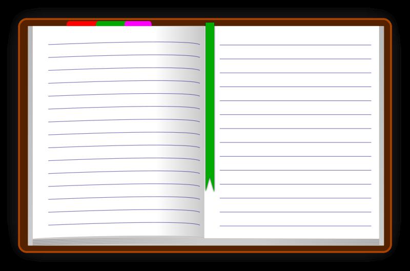 Free Diary (open)