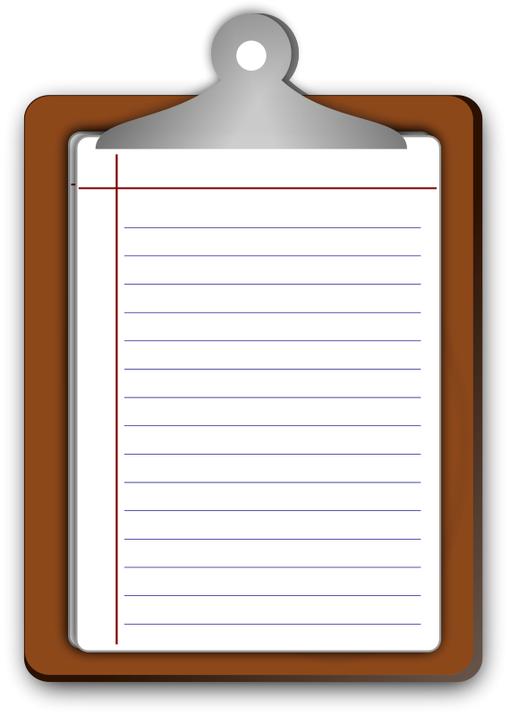 Free Writing pad
