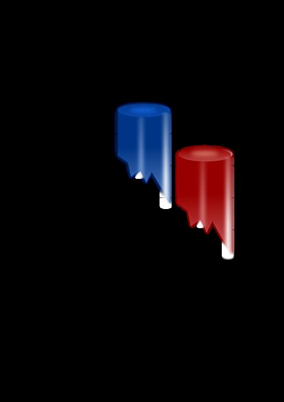 Free column graph
