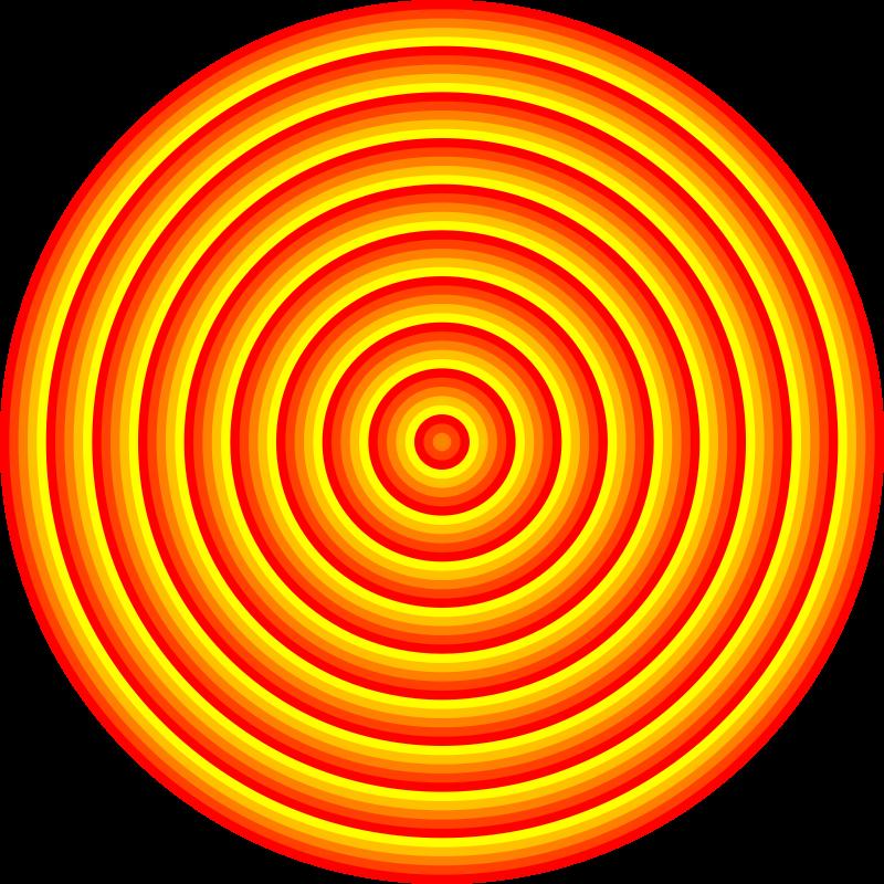 Free 48 circle solar target