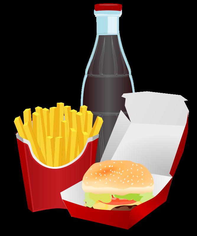 Free Hamburger Menu
