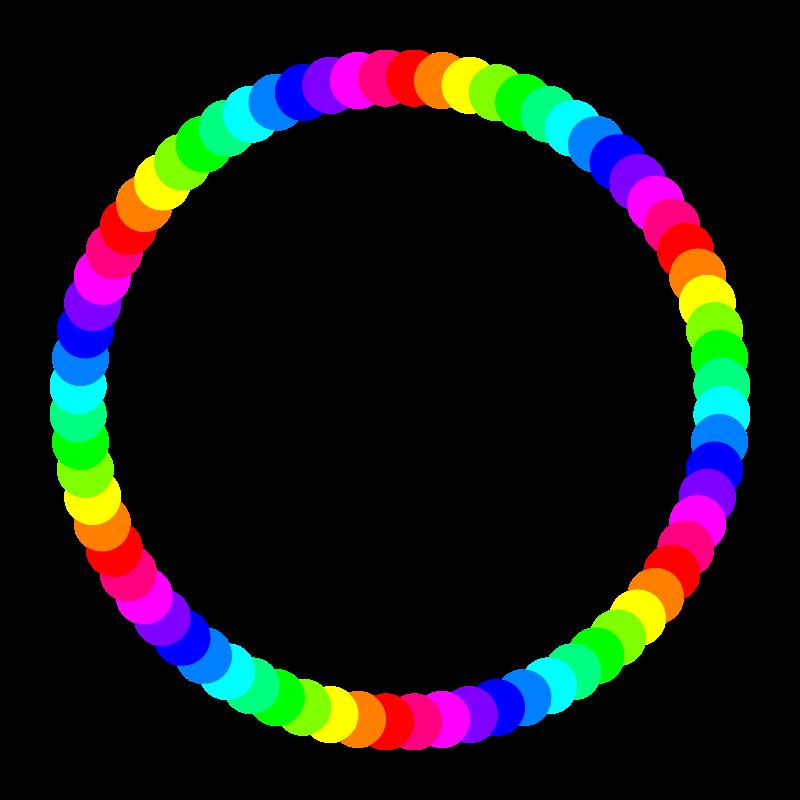 Free 72 circle ring