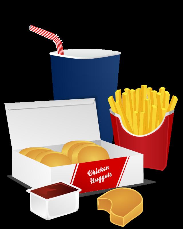 Free Fast Food Menu