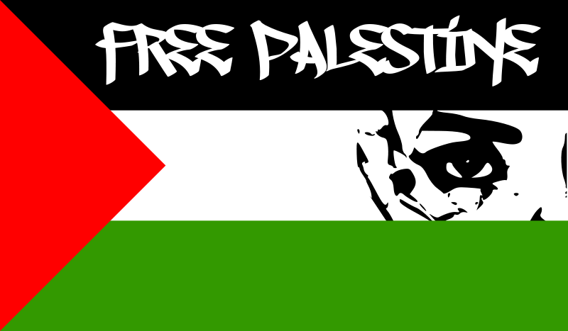 Free Clipart: FREE PALESTINE | worker