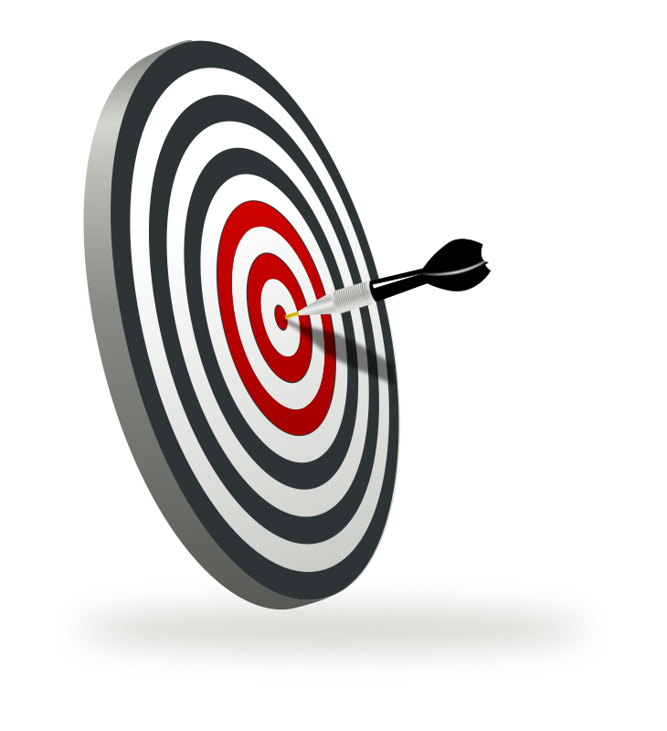 Free a target with a dart
