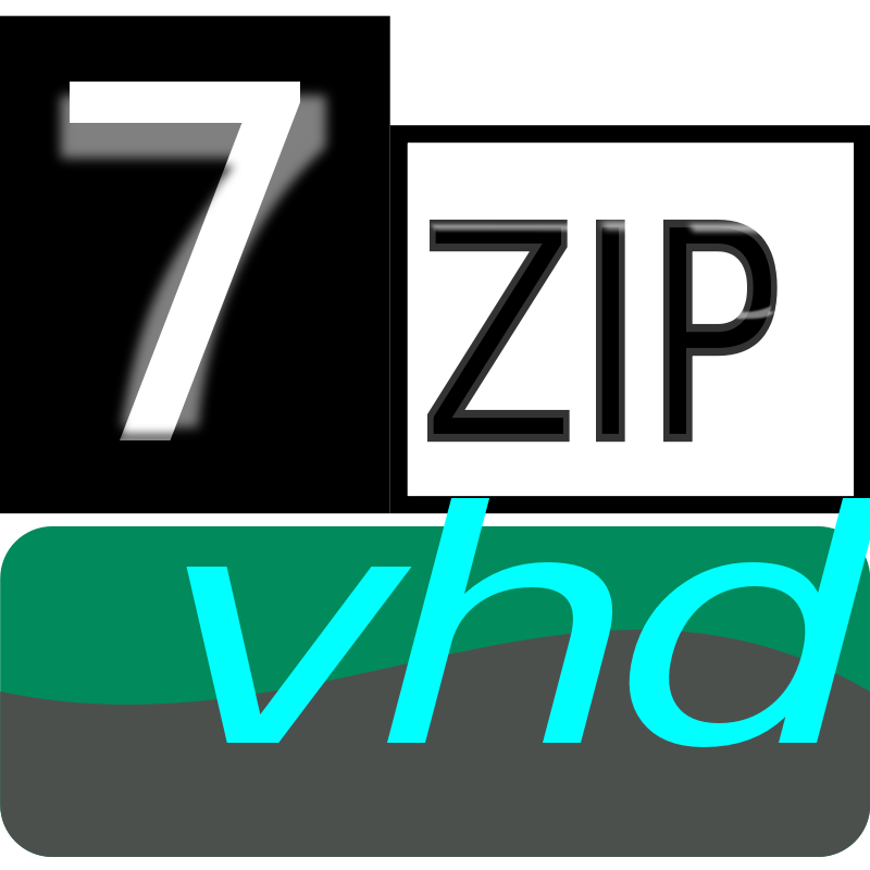 Free 7zip Classic vhd