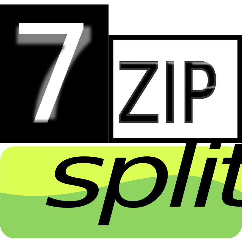 Free 7zipClassic-split