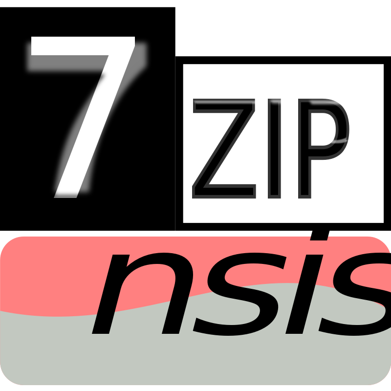Free Clipart: 7zipClassic-nsis | kg