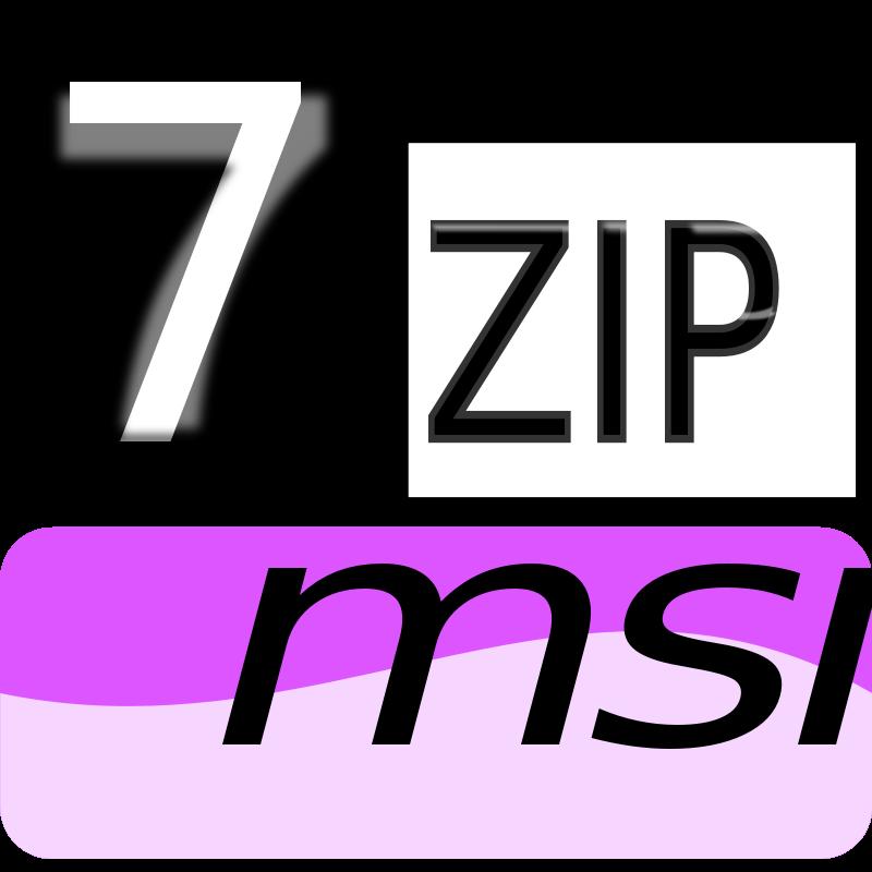 Free 7zipClassic-msi