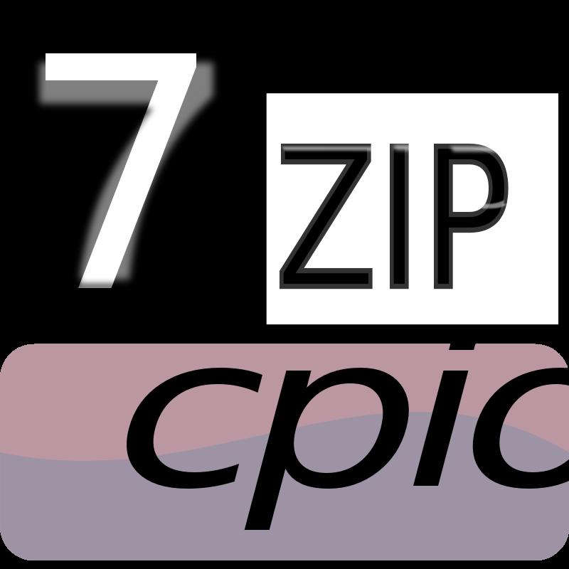 Free 7zipClassic-cpio