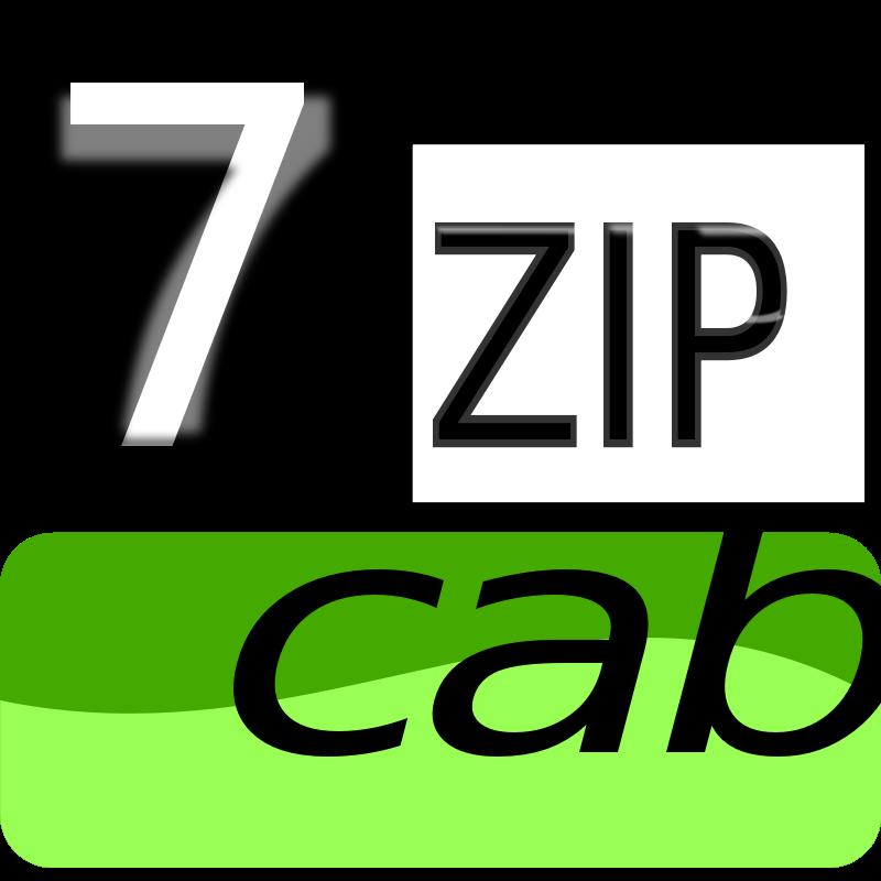 Free 7zipClassic-cab