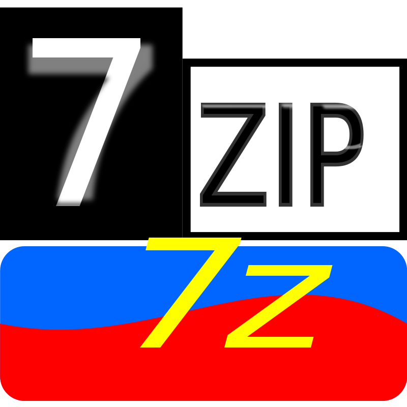 Free Clipart: 7zipClassic-7z | kg