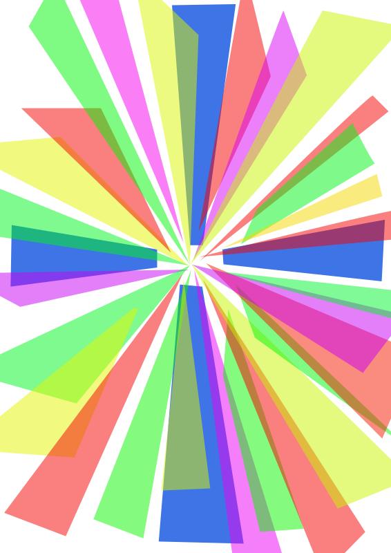 Free Cross triangels