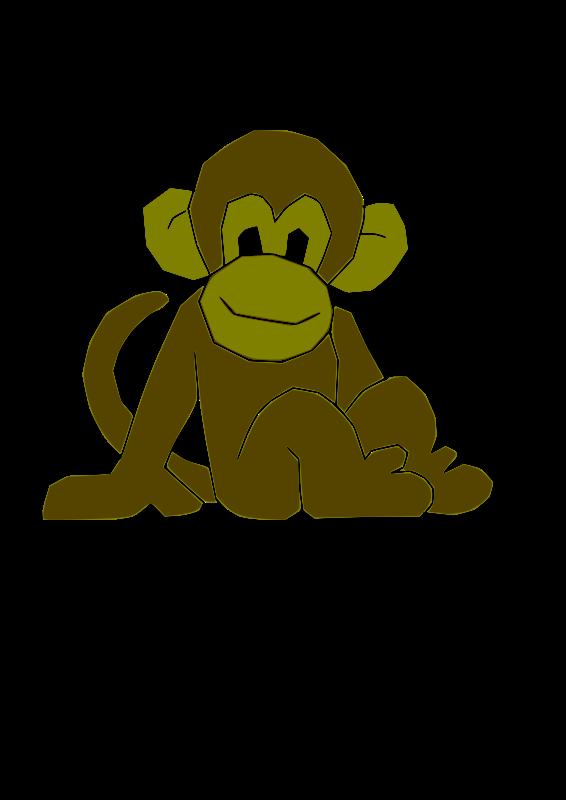 Free mono colombiano