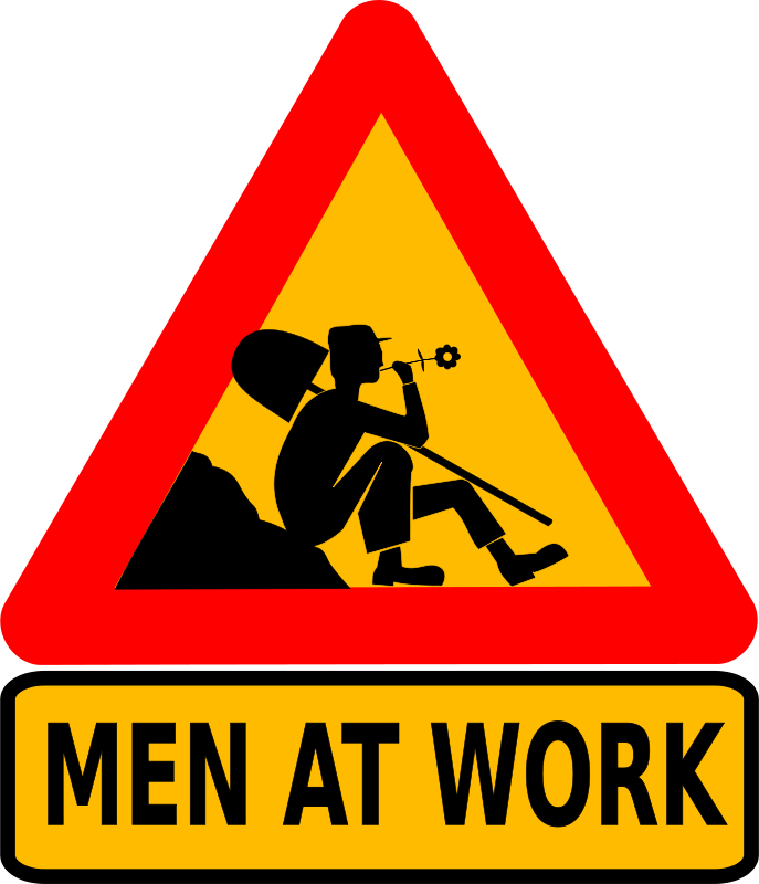Free Men at work