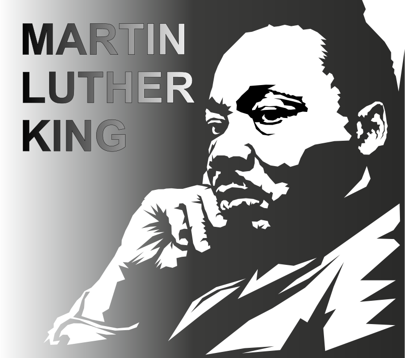 Free Martin Luther King