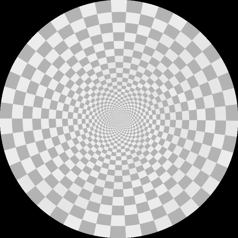 Free figura dinamica concentrica