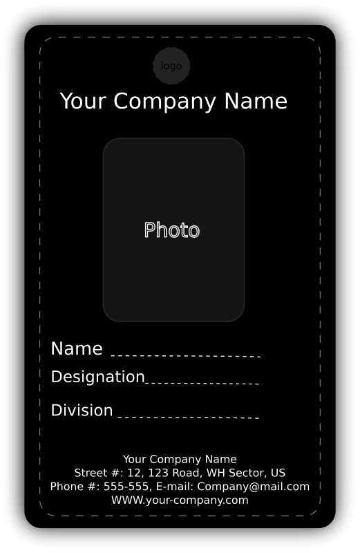 Free Clipart: Identity Card | gsagri04