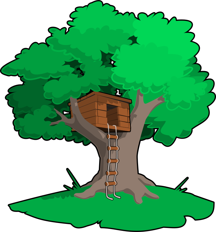 free clipart tree house tzunghaor rh 1001freedownloads com tree house clipart free tree house clipart png