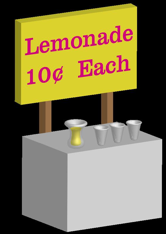 Free Lemonade Stand