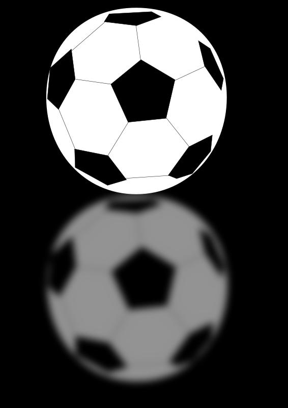 Free Clipart: Balon colombiano / Soccer ball | german velez