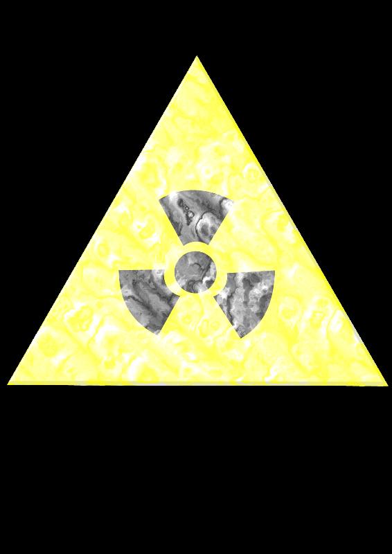 Free Radoactive symbol