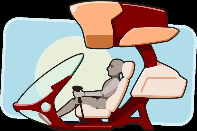 Free aeroscooter