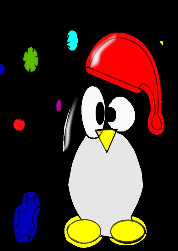 Free Linux Penguin