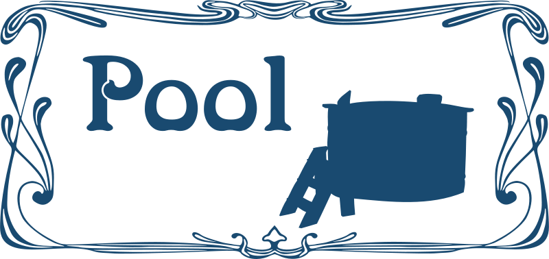 Free Pool sign