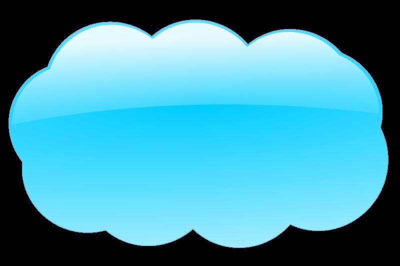 Free Blue cloud