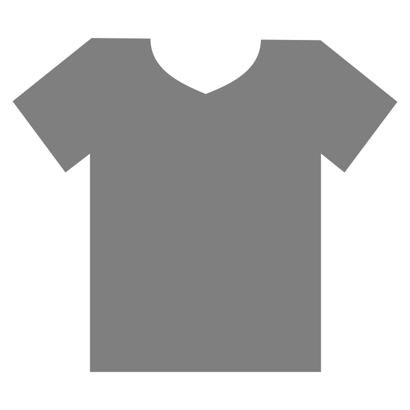 Free t-shirt outline