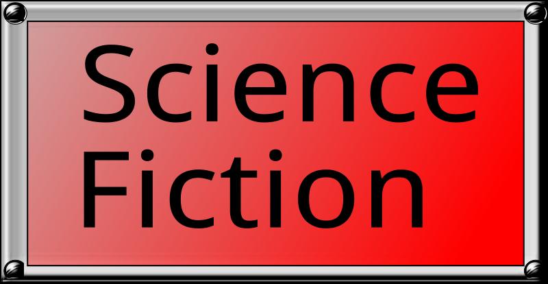 Free Clipart: Science Fiction Button | algotruneman