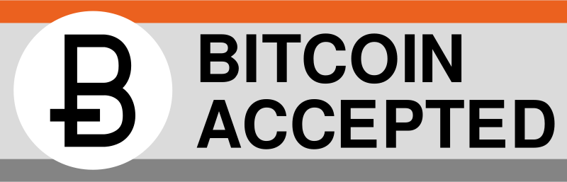Free Clipart: BannerBitcoinAccepted | ecogex