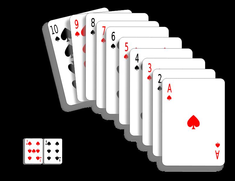 Free Escalera de Poker
