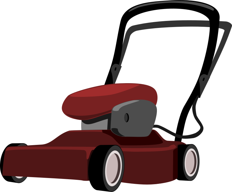 free clipart lawn mower tzunghaor rh 1001freedownloads com lawn mower clip art free lawnmower clip art