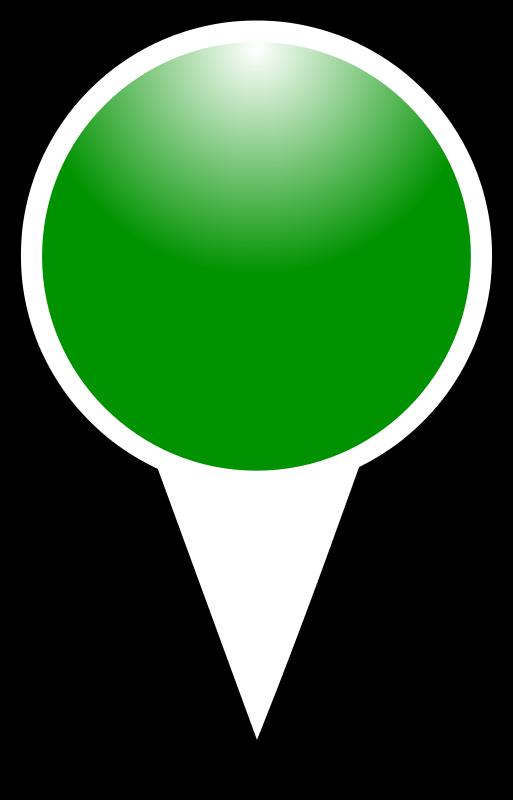 Free squat-marker-green