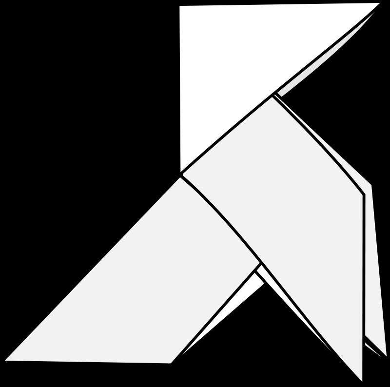 Free Origami Pajarita