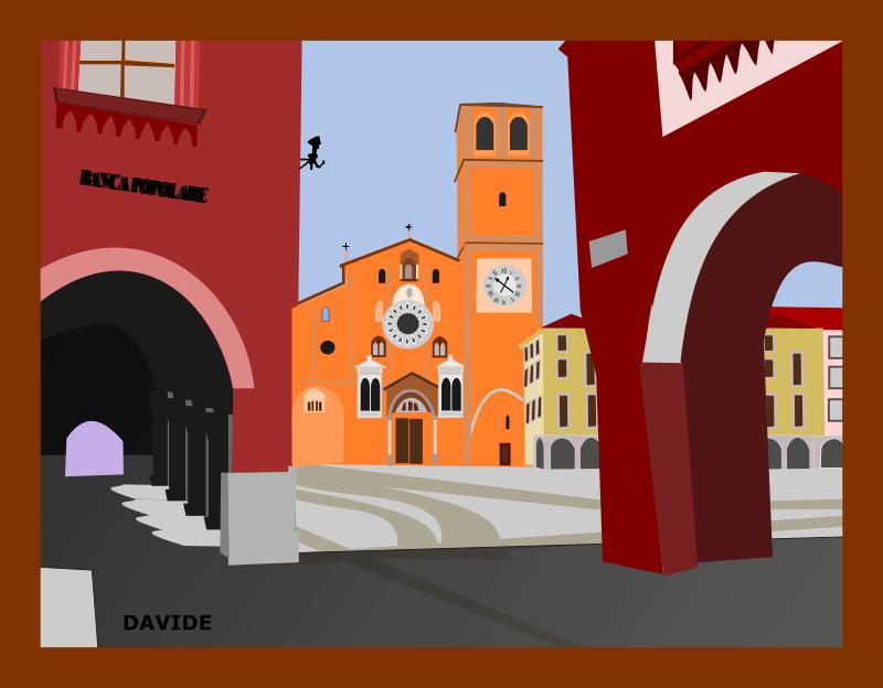 Free Piazza della Vittoria - Lodi - Italia