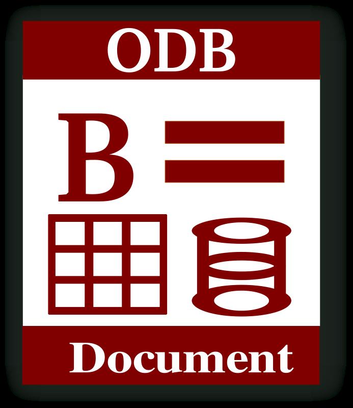 Free Database Web Icon