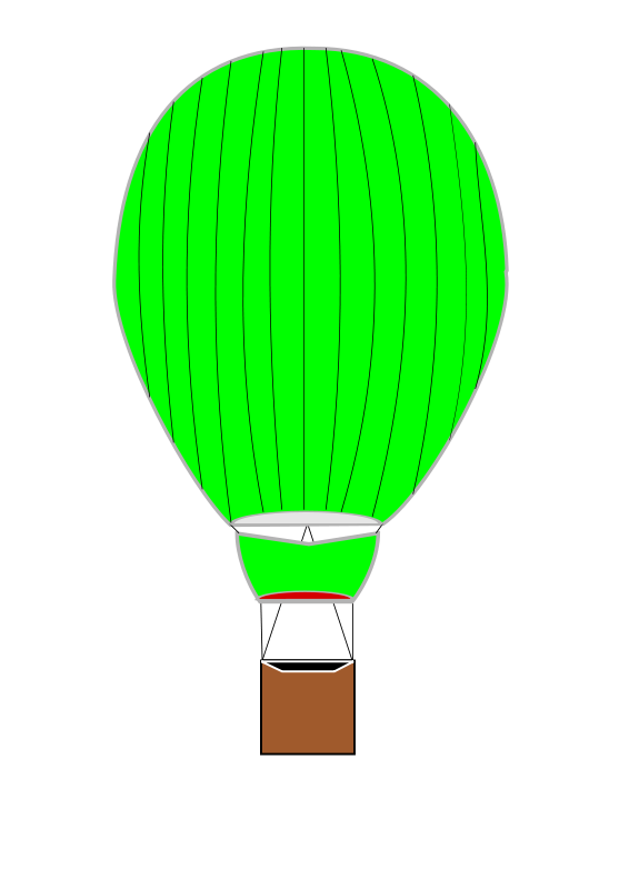 Free Hot Air Balloon