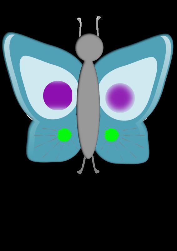 Free Mariposa / Butterfly
