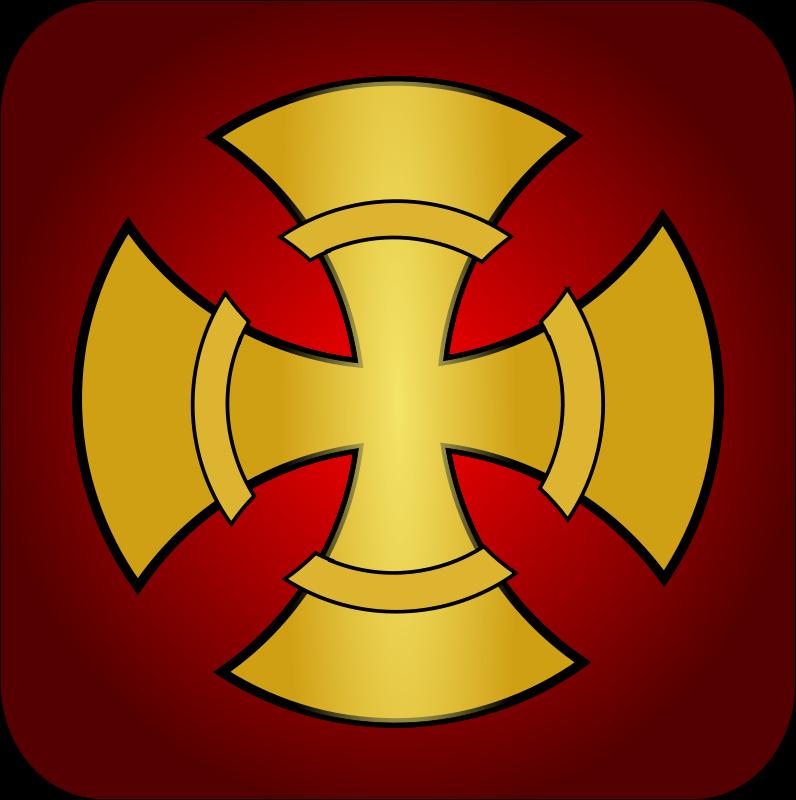 Free Golden cross 2